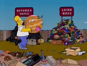 homer-laserdiscs
